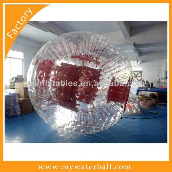 Zorb Ball Made in China(With durable handle and buckles aqua zorb ball)