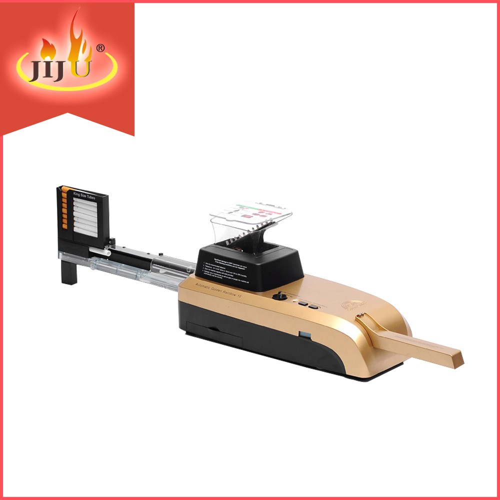 2016 JL-045A Yiwu Jiju Electric Automatic Cigarette Rolling Machine Making for 10 Cigarette