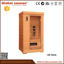 Outdoor sauna steam room /canadian red cedar infrared sauna