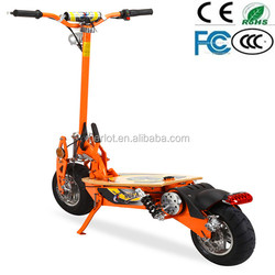 2 wheel folding battery powered dirt bike with led lights