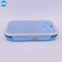 BPA Free Food Grade Leakproof Silicone