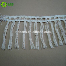 beautiful pompom curtain lace trimming fringe