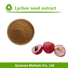 100% Natural Lychee Seed Extract/Lychee Seed Extract Powder/Lychee Seed P.E.