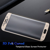 0.3mm 2.5D 9H Tempered Glass Screen Protector for Samsung Galaxy s6 s7 edge