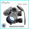 Minghao HD-6M4B, 1x Red Dot riflescope mounts scope with laser sight