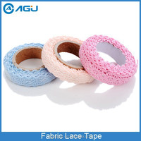 Fabric Decoration New Design Adhesive Tape Lace