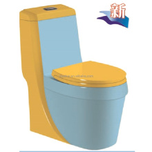 Ceramic one piece beautiful low price human toilet