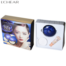 594040 LCHEAR brand Soft Flawless Foundation BB Cream Tube Cosmetics Natural Waterproof air cushion bb cream