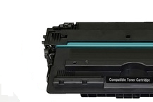 Compatible laser toner cartridge CF214A for HP printer