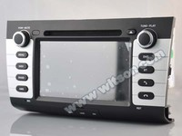 WITSON ANDROID 4.4 DOUBLE DIN CAR DVD FOR SUZUKI SWIFT 2004-2010 WITH CAPACTIVE SCREEN BLUETOOTH RDS 3G WIFI
