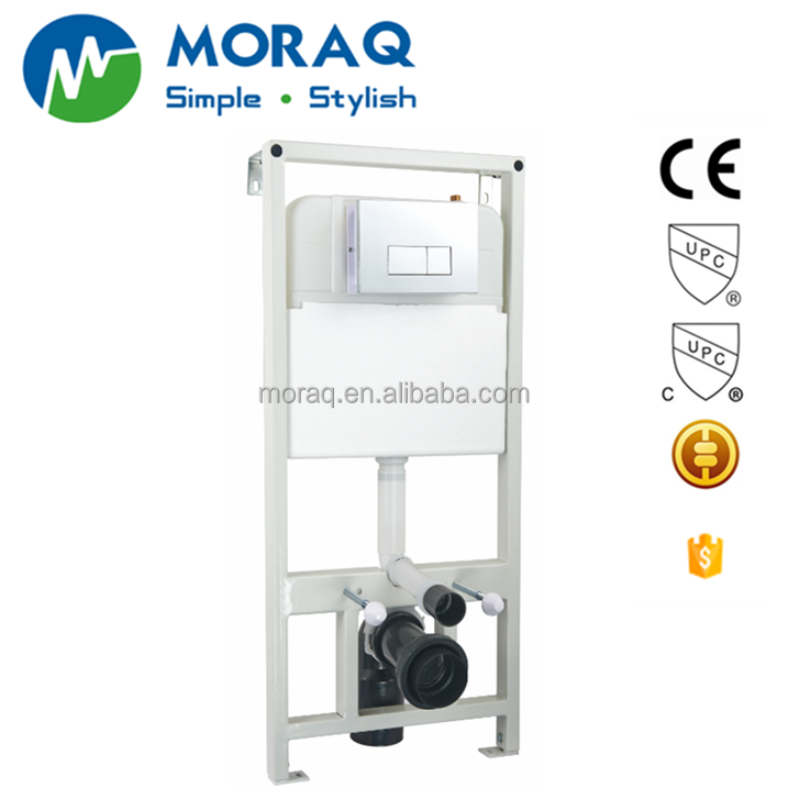 The Newest! hot seal Moraq MQ102 slim geberit style concealed cistern water saving big capacity concealed flush cistern