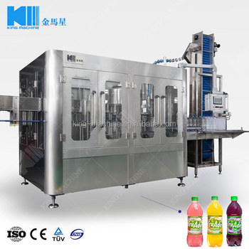 Hot sale filling machine/line for juice and tea drink