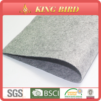 high demand products 5mm thick felt for nonwoven fabric