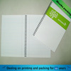 China supplies good quality cheap cardboard notebook with custom print