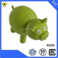 2015 new product soft rubber dog toy,pig shape pet sex toys