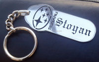 Metal Key chain, key ring for car