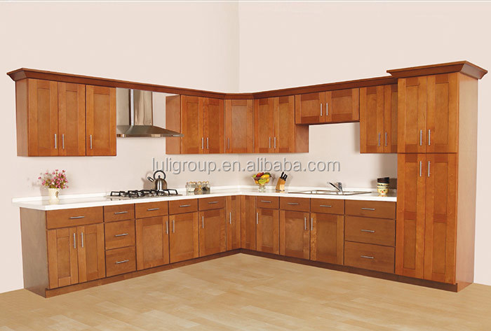 Kitchen cabinet american style wood furniture buy for Kitchen cabinets 700mm