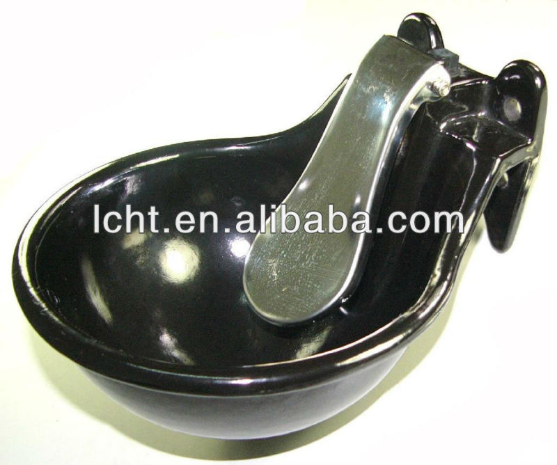 Cattle drinking bowl, animal drinkers