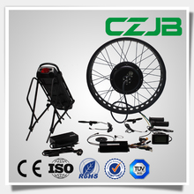48v 1500w electric fat bike motor conversion kit with battery