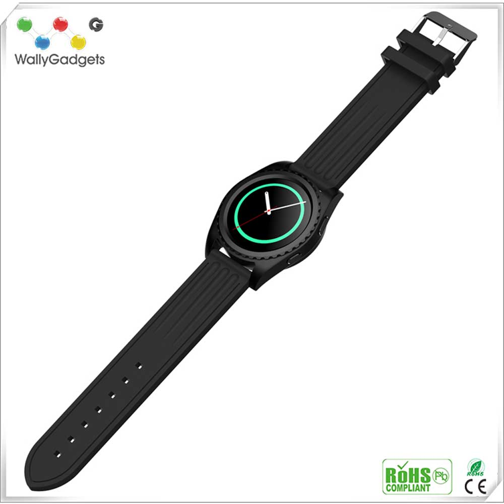 2016 Wholesale Latest Cheapest Waterproof gps sos call Smart Watch phone for android