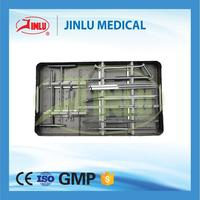 GMP Certificated Surgical implants skull plates instruments Kit