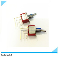 3 PIN Waterproof electrical toggle switch manufactured in China