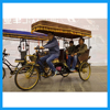 Hot Sale Scenic Spots Business Use Three Wheel Electric Rickshaw Carriage Trike For Sale