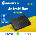 4K*2K TV Box KODI Rockchip RK3368 Octa Core 2G/16G AC WIFI Gigabit LAN Bluetooth 4.0 HD MI 2.0 Metal IPTV Box Android