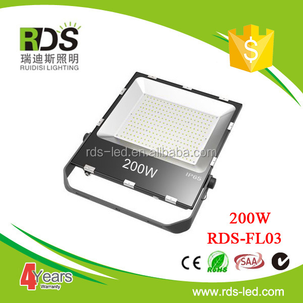 Factory direct wholesale 150w outdoor120lm/w flood lights led fixtures