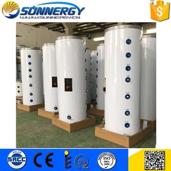 high quality solar water tank producer storage