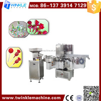 TKH39 AUTOMATIC LOLLIPOP CANDY WRAPPING MACHINE