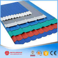 3 layer UPVC Plastic Corrugated Roofing Sheet
