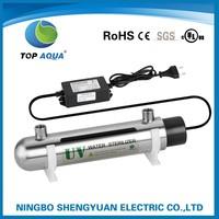 china supplier 0.5GPM Water Purifier UV Sterilizer Prices