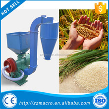 Hot sale home use mini rice mill project report