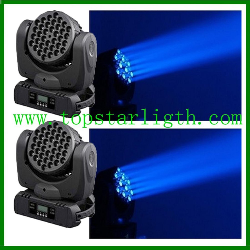 2015 new products on china market professional disco light 36PCS beam wash moving head <strong>led</strong> beam