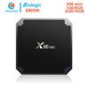 Private label model X96 mini 3d bluray full hd android tv box media player amlogic S905W for Wholesaler