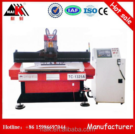 1325 Auto Tool Changer Wood Door Machining wood cutting cnc router