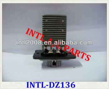 Air Conditioning Heater Resistor Rheostat HEATER BLOWER RESISTOR Motor fan resistor Hyundai Tucson 971282D000