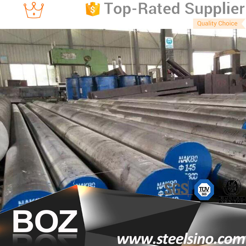 Hot Rolled AISI P20 & 4130 Plastic Mould Alloy Steel Prices