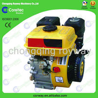 small diesel engine for 2.5HP-17HP air cooling 4 stroke 3 cylinder diesel engine