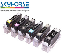 High quality Compatible ink cartridges for canon PGI 825, 725, 525, 225, CLI 826, 726, 526 226