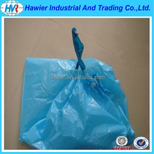 Drawstring Large Rubbish Waste Bags Strong Thickening PE Material