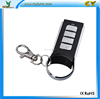 Automatic door universal radio remote control extender for garage door