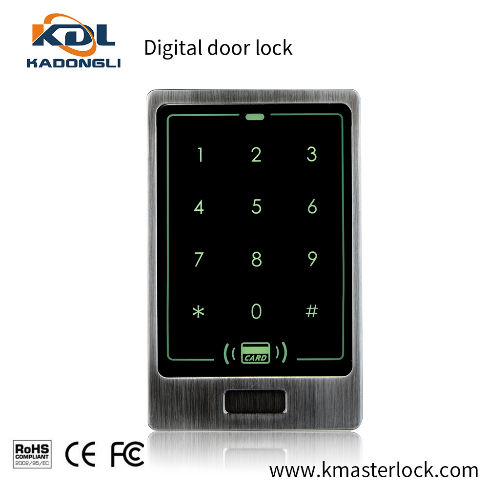 All in one korea keylock digital door lock with factory price