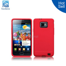 Soft cover Silicone Case for Samsung Galaxy S2 i9100