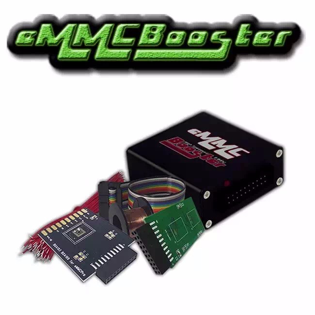 2016 Newest ,eMMC pro and eMMC Booster advanced JTAG Programmer ,Universal Programmer support ISP/ICP