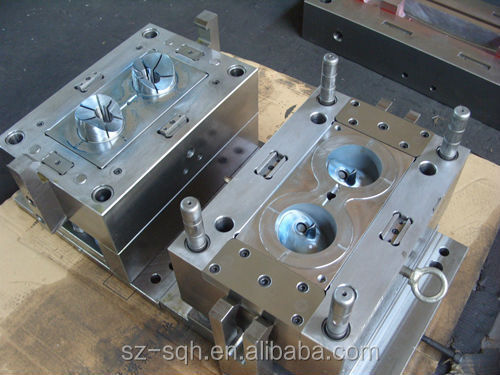 plastic product material and plastic injection mould shaping mode mould design