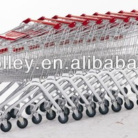 Spain Shopping Trolley
