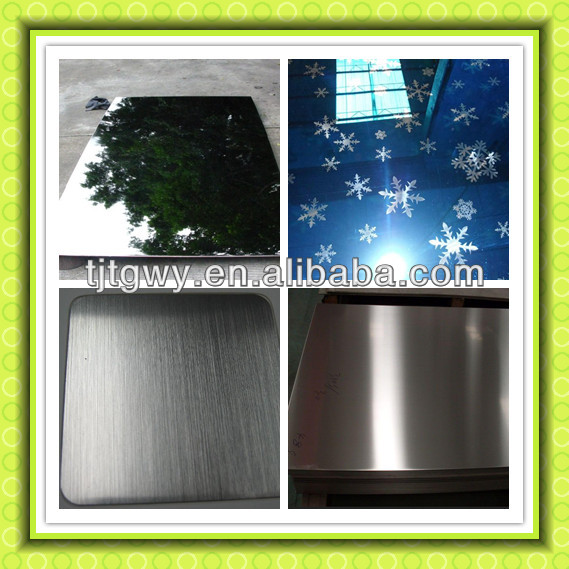 201 304 316 316L 904 904L Stainless Steel Plate / Stainless Steel Sheet 304 201