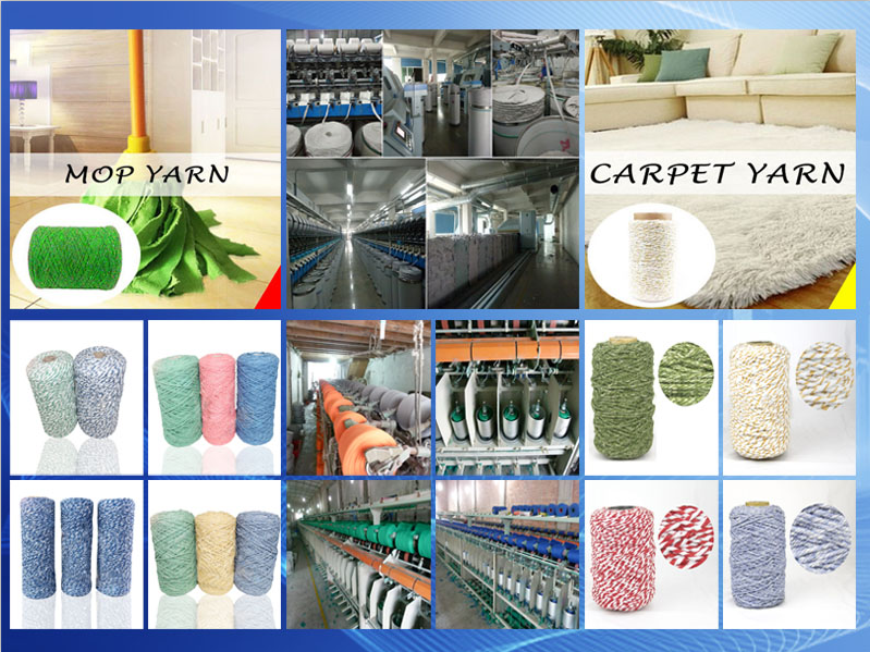 26s/1 factory wholesale white recycled cotton yarn for knitting and weaving from factory